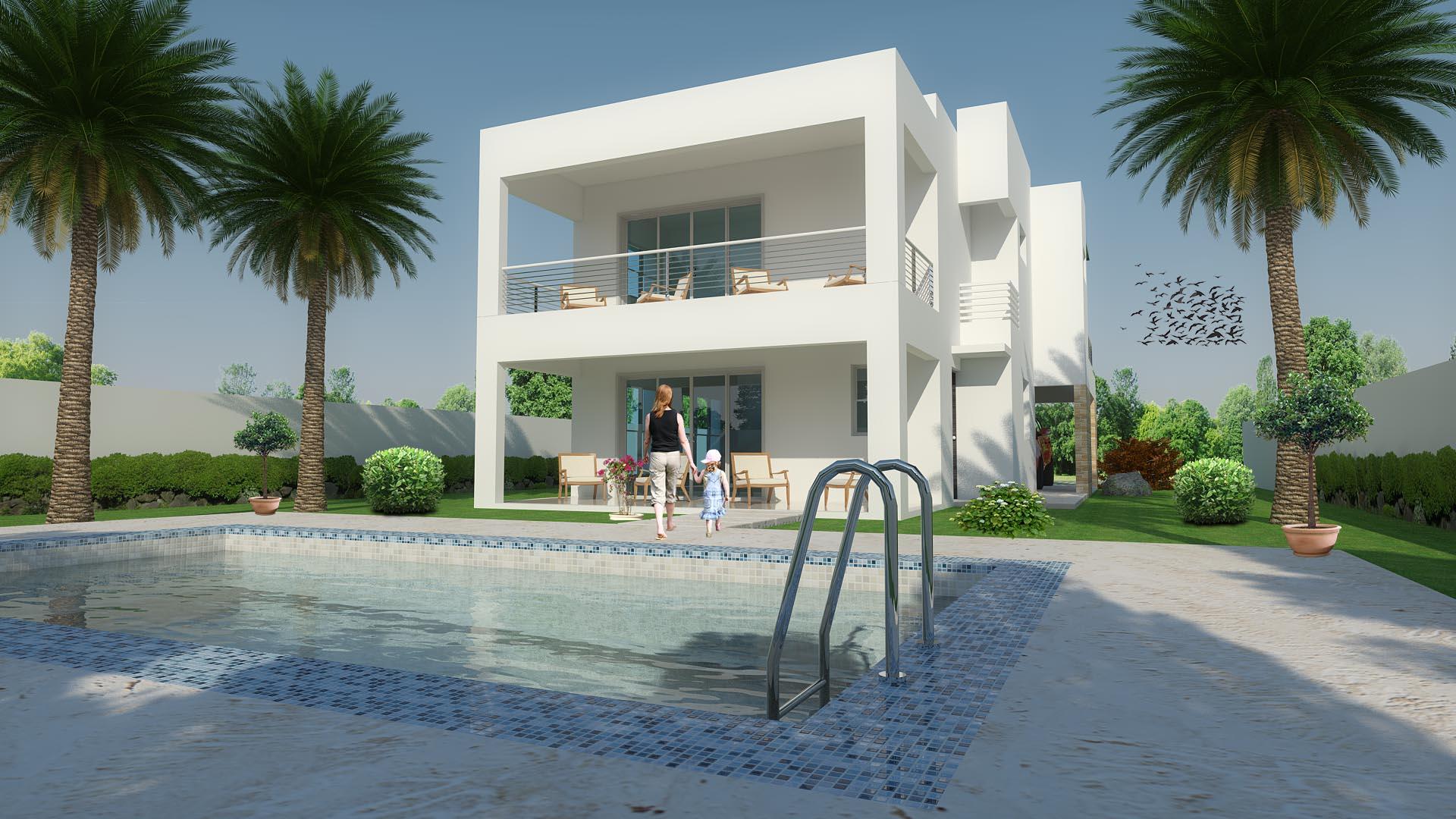 2 bedrooms villa Onix for sale – Sosua, Puerto Plata