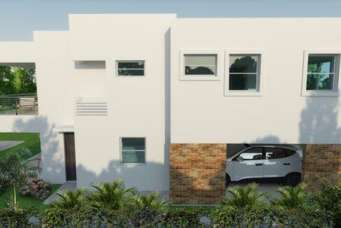 3 bedrooms villa for sale sosua - Villa Zafiro 0013