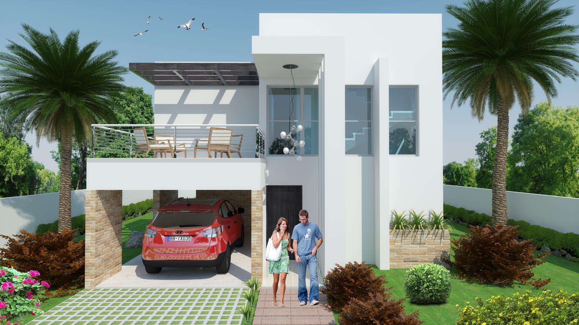 2 Bedrooms Villa for sale Sosua – Villa Onix