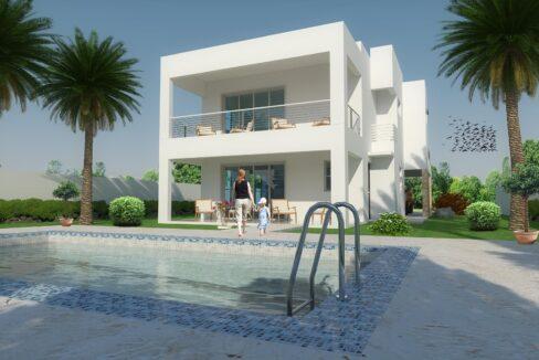 2 Bedrooms Villa for sale Sosua - Villa Onix 0015
