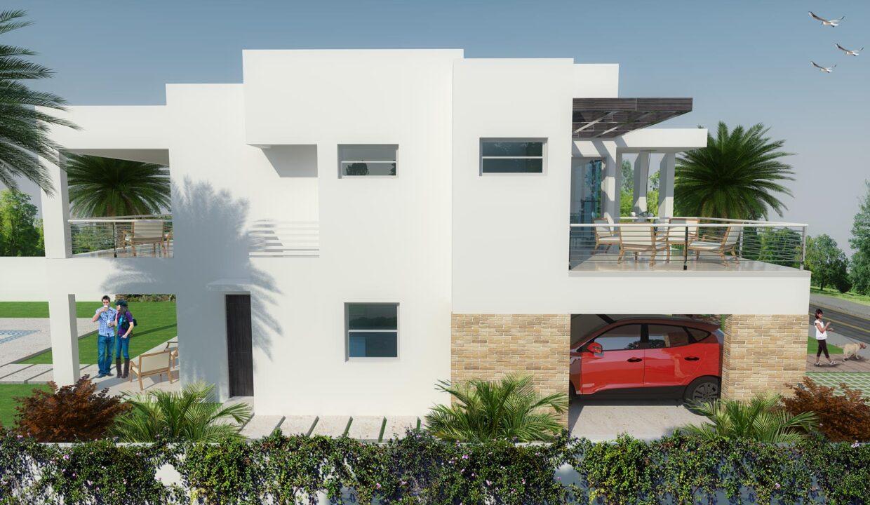 2 Bedrooms Villa for sale Sosua - Villa Onix 0016