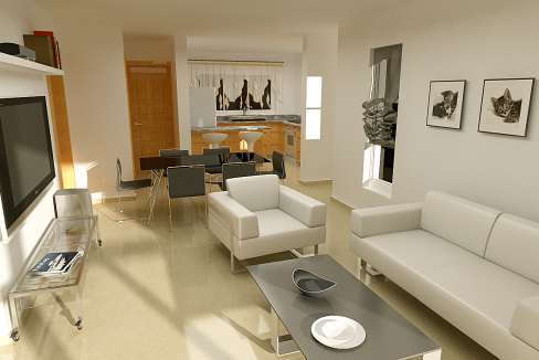 Modern Ocean front Apartment for Sale