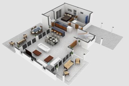 Villa Diamante – Real Estate Sosua Dominican Republic - 9