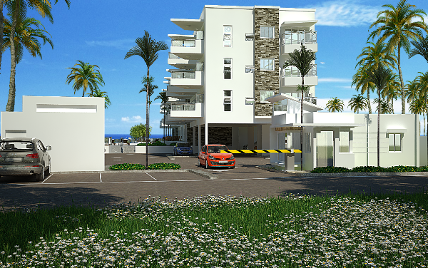 Two Bedroom Apartment for Sale in Cabarete