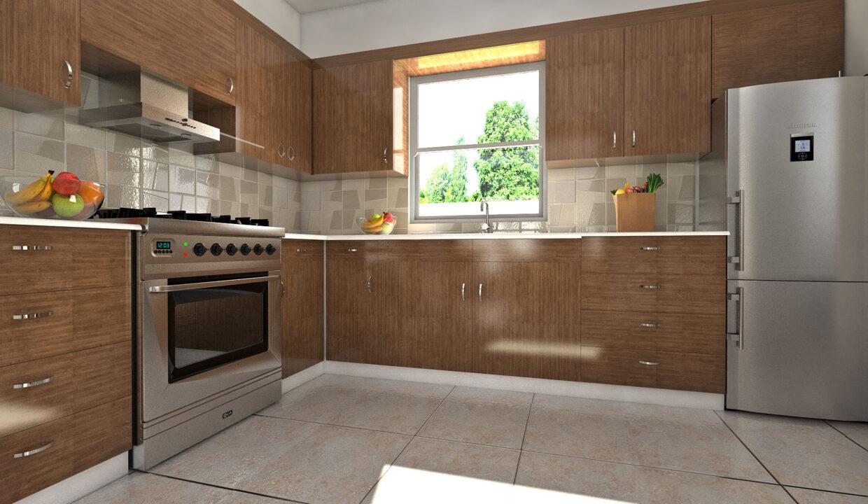 2 Bedrooms Villa for sale Sosua - Villa Onix Cocina