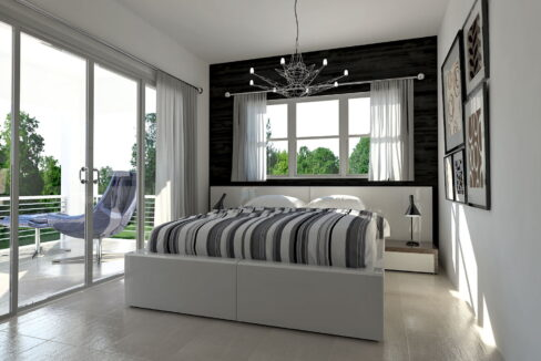 2 Bedrooms Villa for sale Sosua - Villa Onix Dormitorio