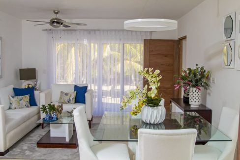 Model apartment cristamar one bedroom