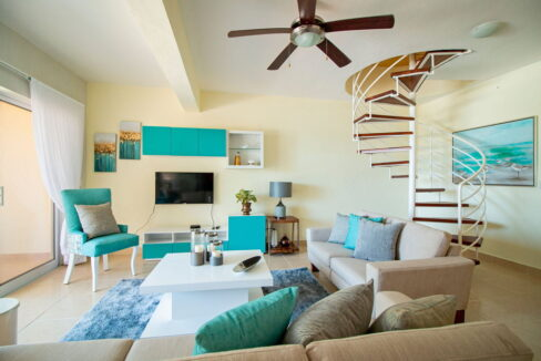 Oceanfront apartment for sale in cabarete by Habi Dominicana (2)
