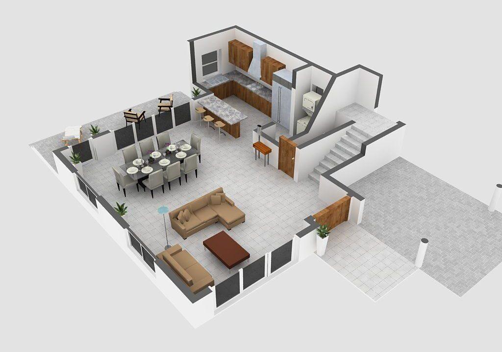 3 bedrooms house for sale sosua – Villa Rubi - 2
