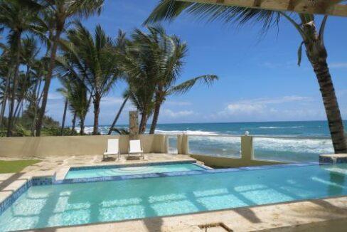 Beachfront 2 bedrooms apartment for sale cabarete 23