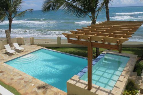 Beachfront 2 bedrooms apartment for sale cabarete 6
