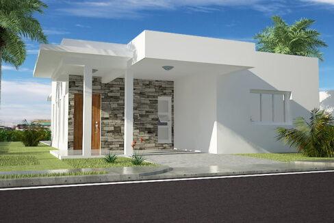 2 Bedrooms House for sale Sosua - villa Perla