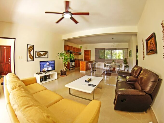 bedrooms,.bathroom,perfectlylocatedapartmentforsaleinCabarete