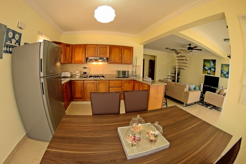 Awesome 3 bedroom penthouse for sale in Cabarete, DR 1