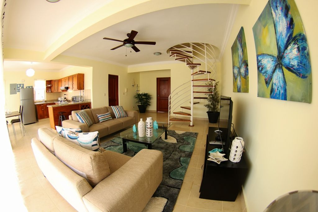 Awesome 3 bedroom penthouse for sale in Cabarete, DR 4