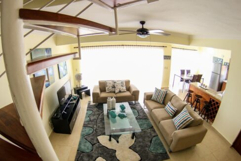 Awesome 3 bedroom penthouse for sale in Cabarete, DR 9
