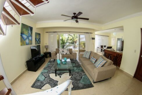 Awesome 3 bedroom penthouse for sale in Cabarete, DR 10