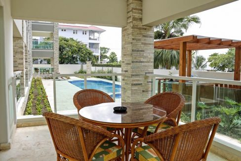AFFORDABLE 2 BEDROOM APARTMENT FOR SALE IN DOMINICAN REPUBLIC