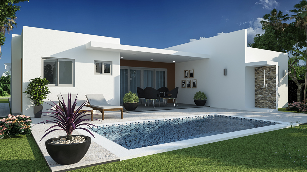 Modern Villa for Sale in Sosua Dominican Republic