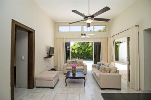 Affordable two bedroom, two bathroom Villa, for Sale located in Sosua