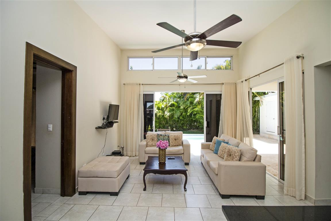 Affordable two bedroom, two bathroom Villa, for Sale located in Sosua, Dominican Republic