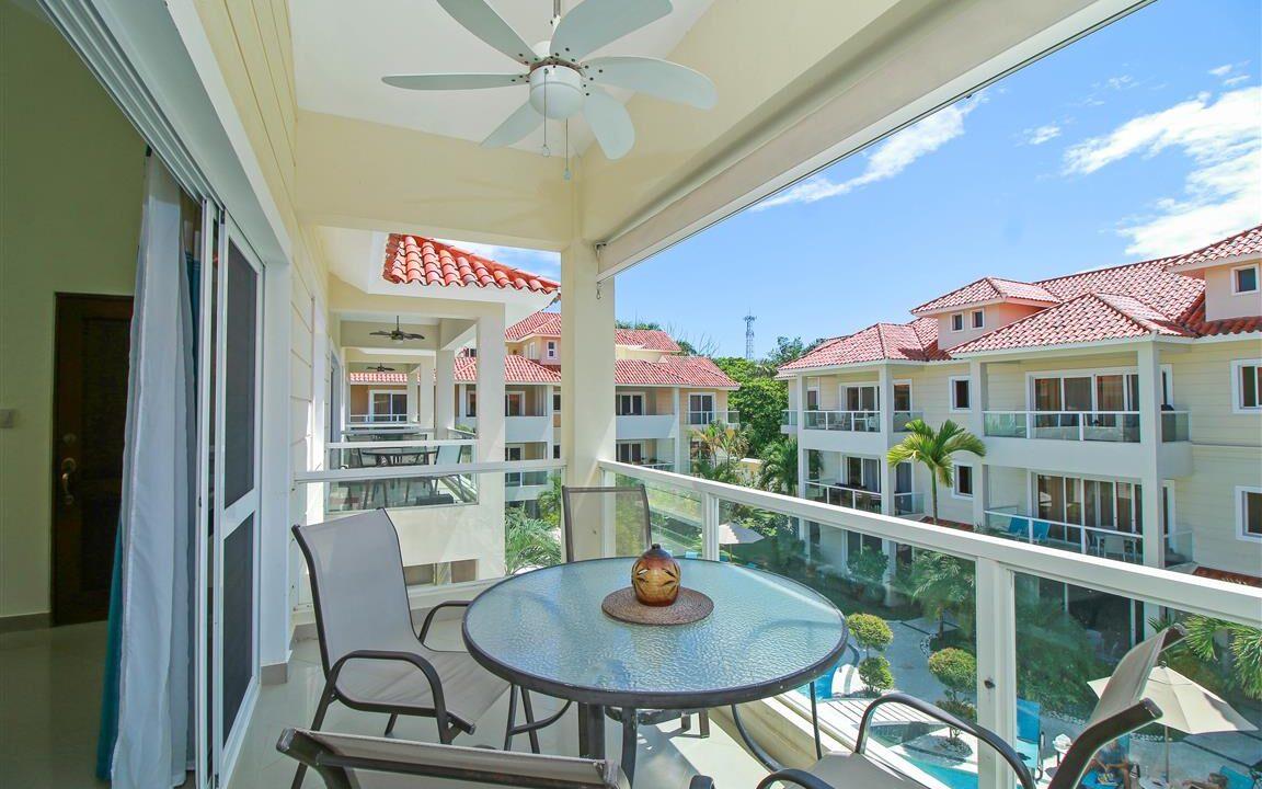 2 bedroom apartment for sale in Cabarete - Dominican Republic Real estate