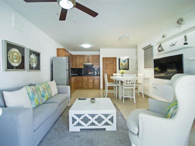 Oceanfront Apartment for sale in Cabarete Dominican Republic