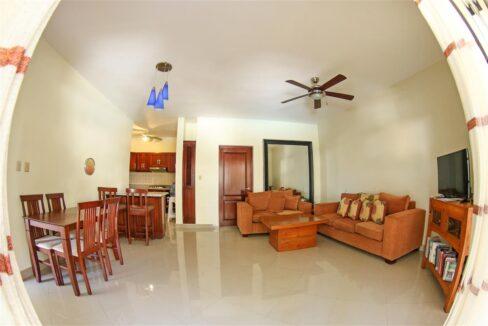 Beautiful condominium for sale in Cabarete, Dominican Republic