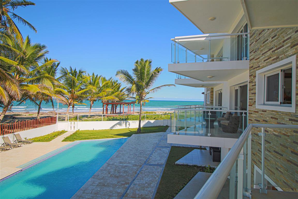 Oceanfront Condo for Sale – Cabarete Real estate, Dominican Republic