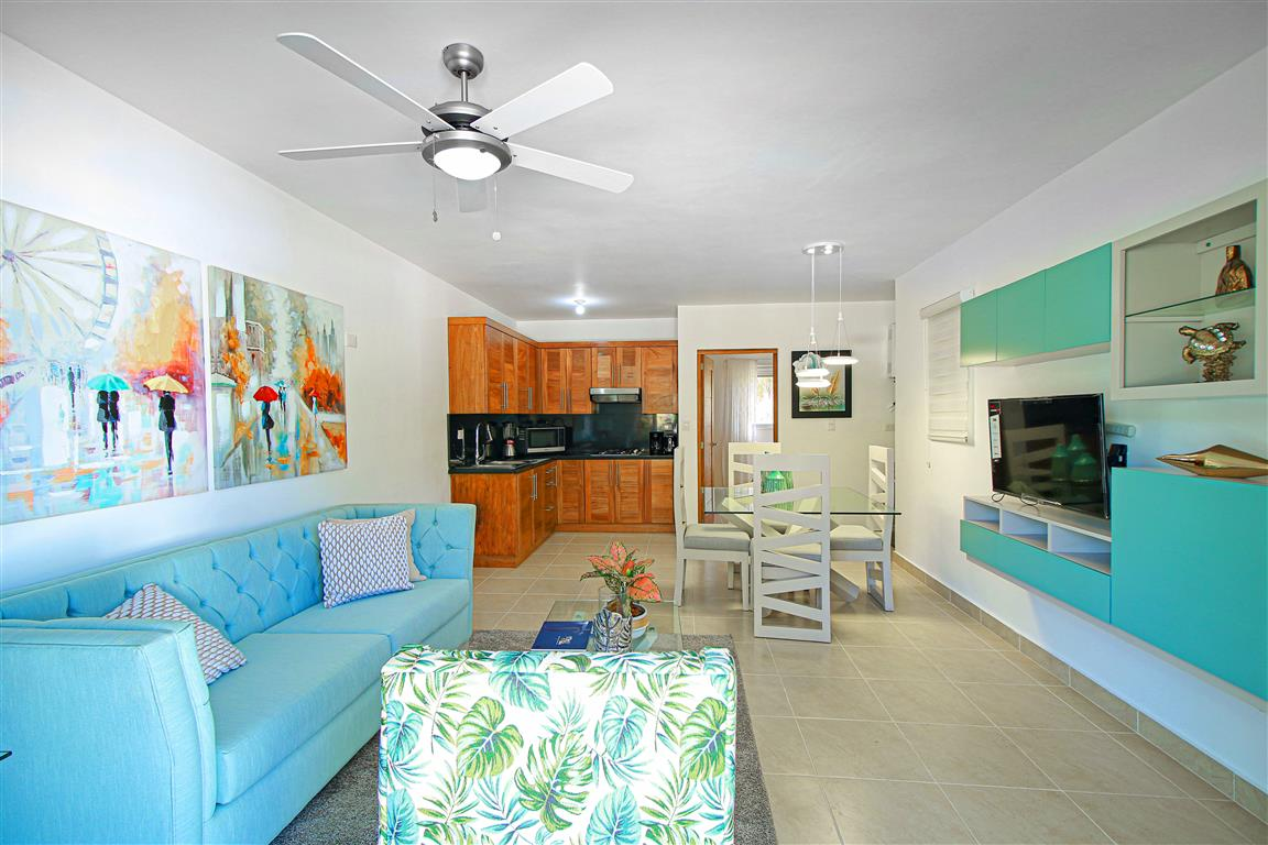 Investment Opportunity- One Bedroom Condo for Sale In Cabarete- Dominican Republic