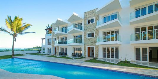 Oceanfront apartment for sale- Cabarete Real estate