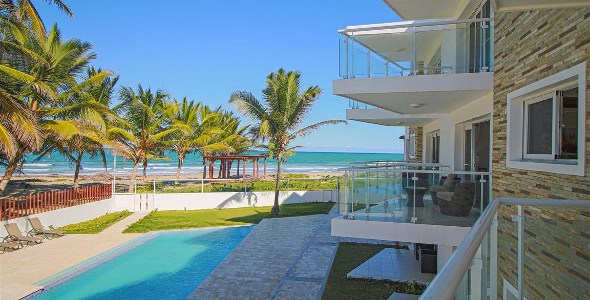 Condos for sale in Cabarete area comun 15