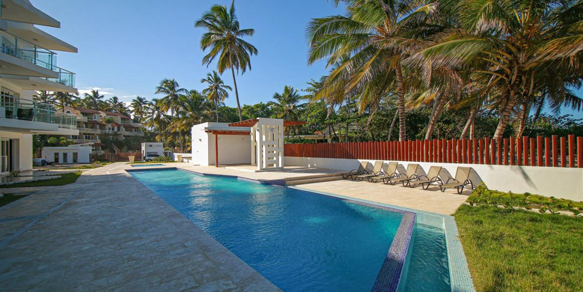 Condos for sale in Cabarete area comun 16