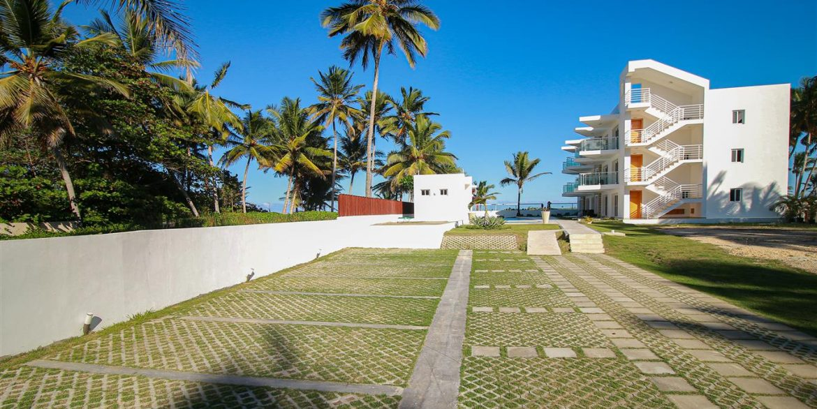 Condos for sale in Cabarete area comun 19