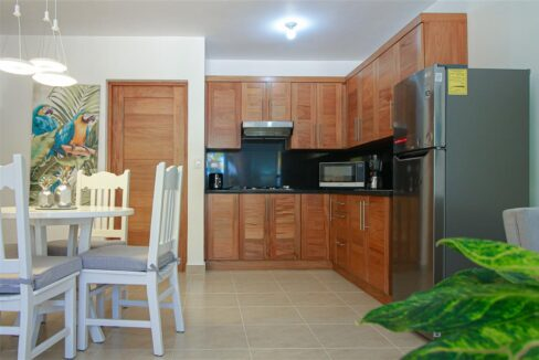 One bedroom oceanfront for sale in Cabarete (12)