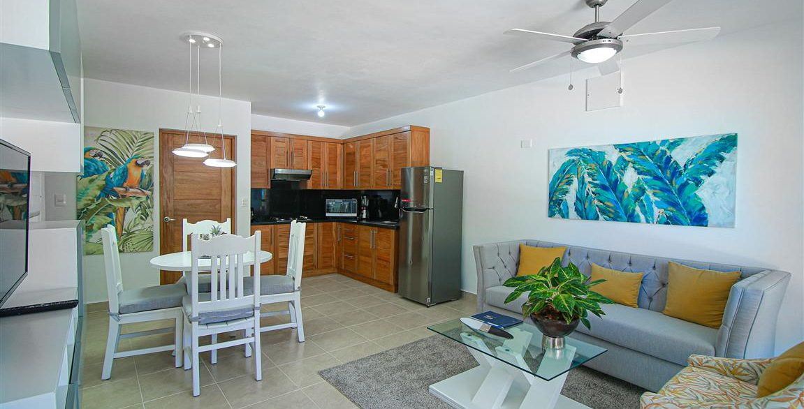 One bedroom oceanfront for sale in Cabarete (21)