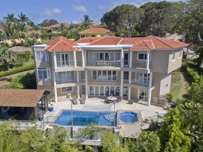 Luxury Villa for Sale in an Exclusive Gated Community - Sosua