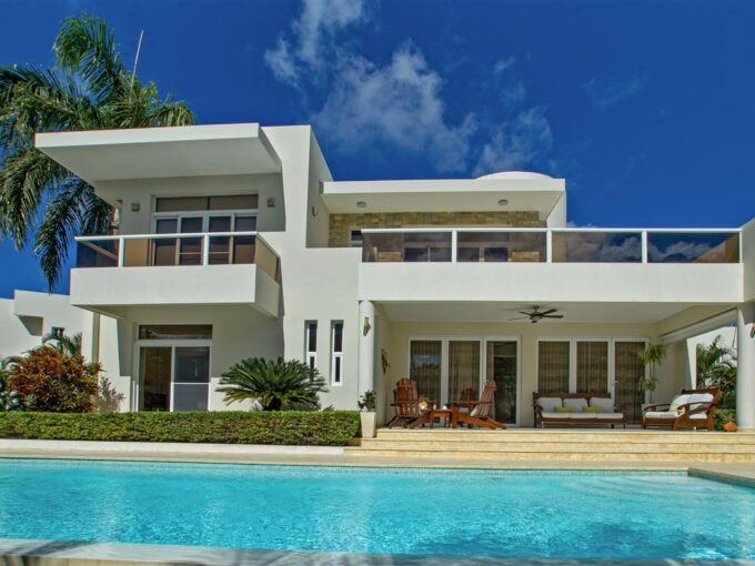 Luxury Modern 3-Bedroom Villa with Infinity Pool in Dominican Republic